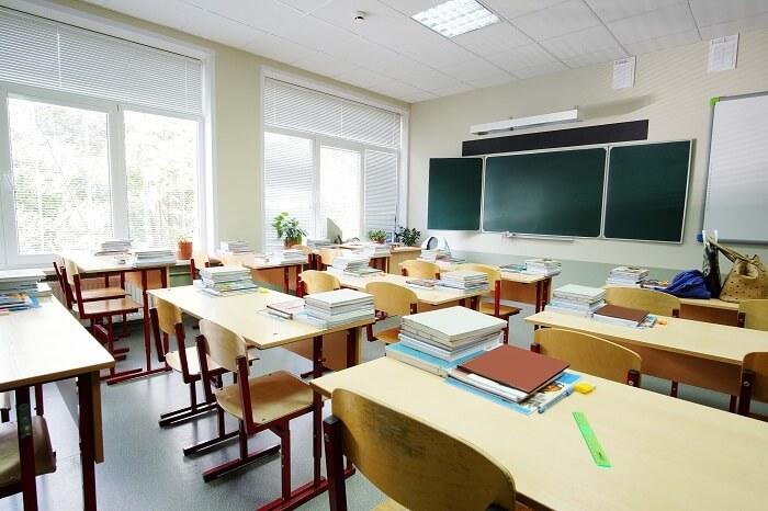 学校の教室