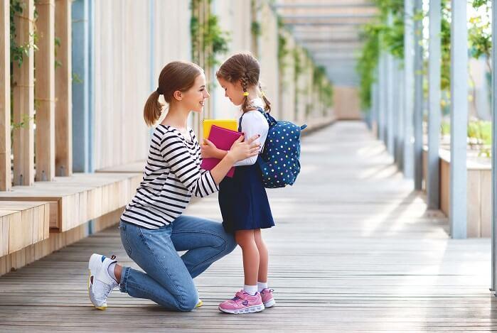 子供に向き合う大人