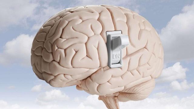 スイッチがついた脳